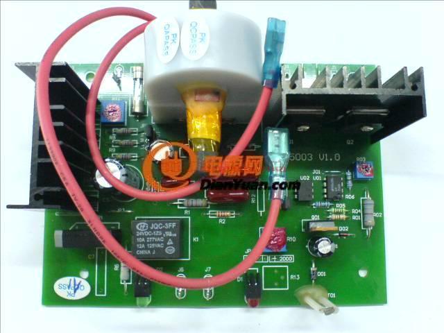 空气净化器高压电源(负离子发生器)pk05003